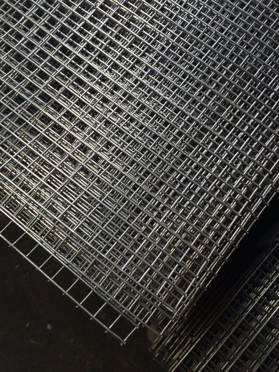 Welded Wire Mesh : Stainless steel welded wire mesh panels