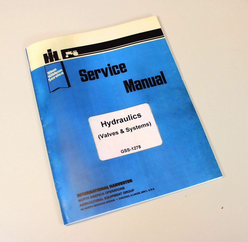 Farmall tractor 460 560 power steering gss 1278 service repair farmall tractor 460 560 power steering gss 1278 service repair manual ih 1 of 9only 2 available fandeluxe Choice Image