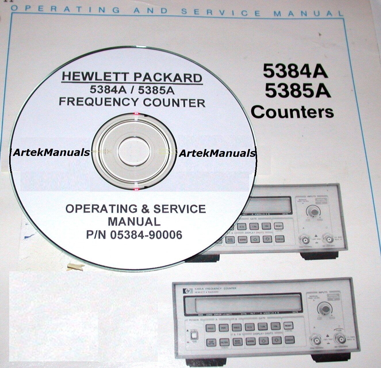 Hewlett Packard Frequency Counter Schematic Trusted Wiring Diagrams Diagram Operating Service Manual For The 5384a 5385a Divider