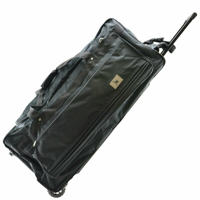 xxxl reisetasche jumbo big travel 3 rollen 160l trolley. Black Bedroom Furniture Sets. Home Design Ideas