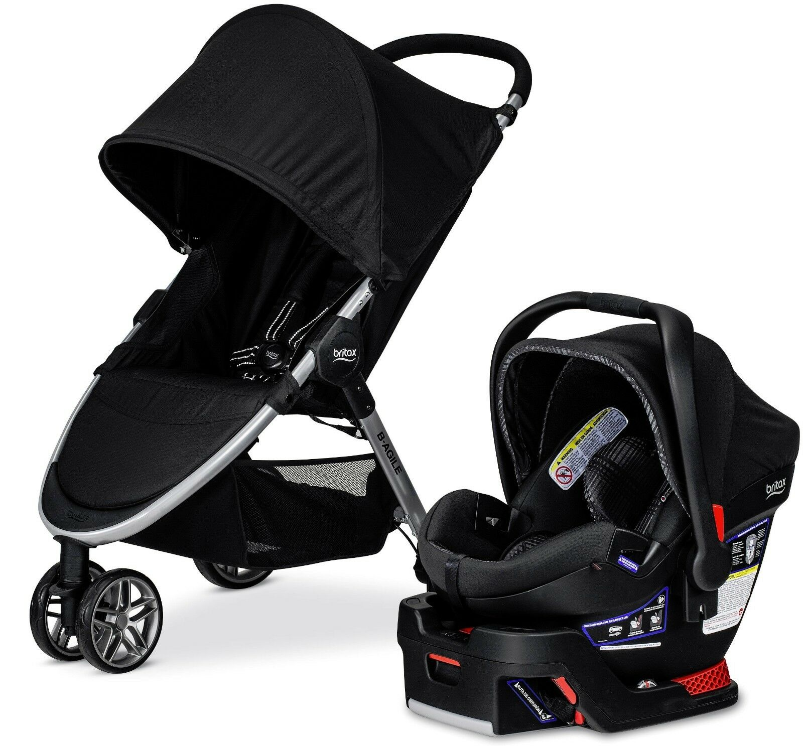 Buy Britax B Agile Travel System Canada
