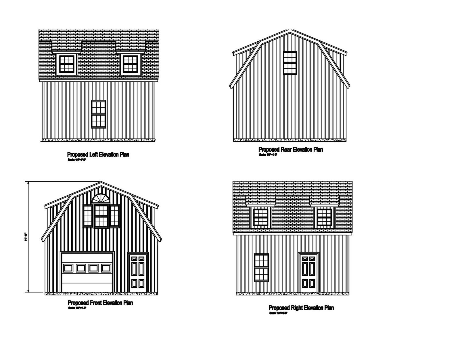 20x20 Garage Plans Free WoodWorking Projects and Plans – 20X20 Garage Plans