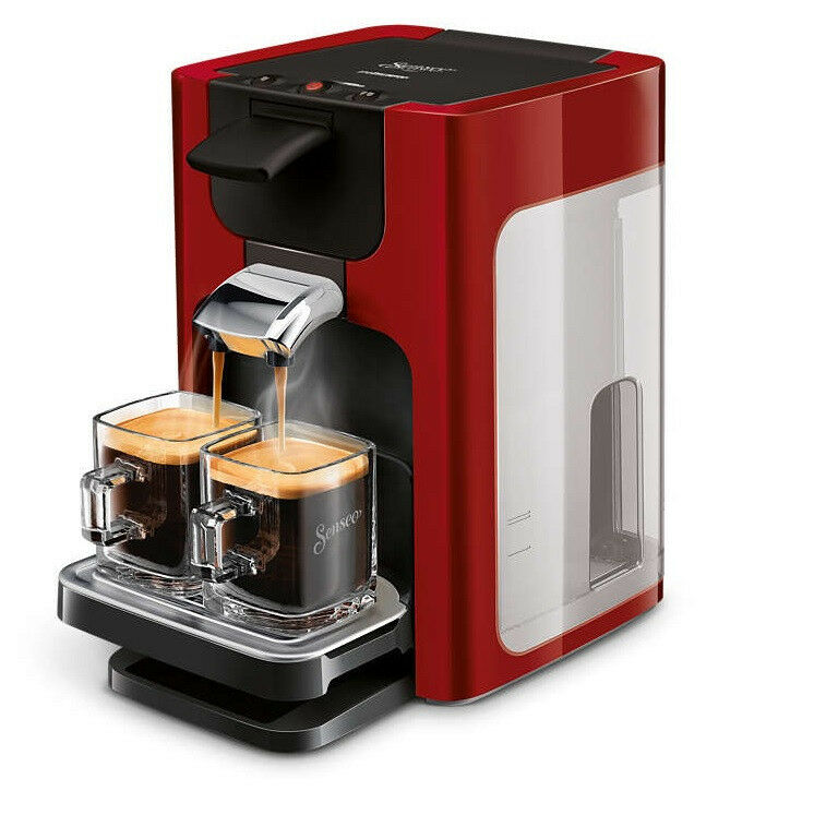 philips senseo hd7865 80 rot coffeemaker kaffeemaschine neu eur 99 99 picclick de. Black Bedroom Furniture Sets. Home Design Ideas