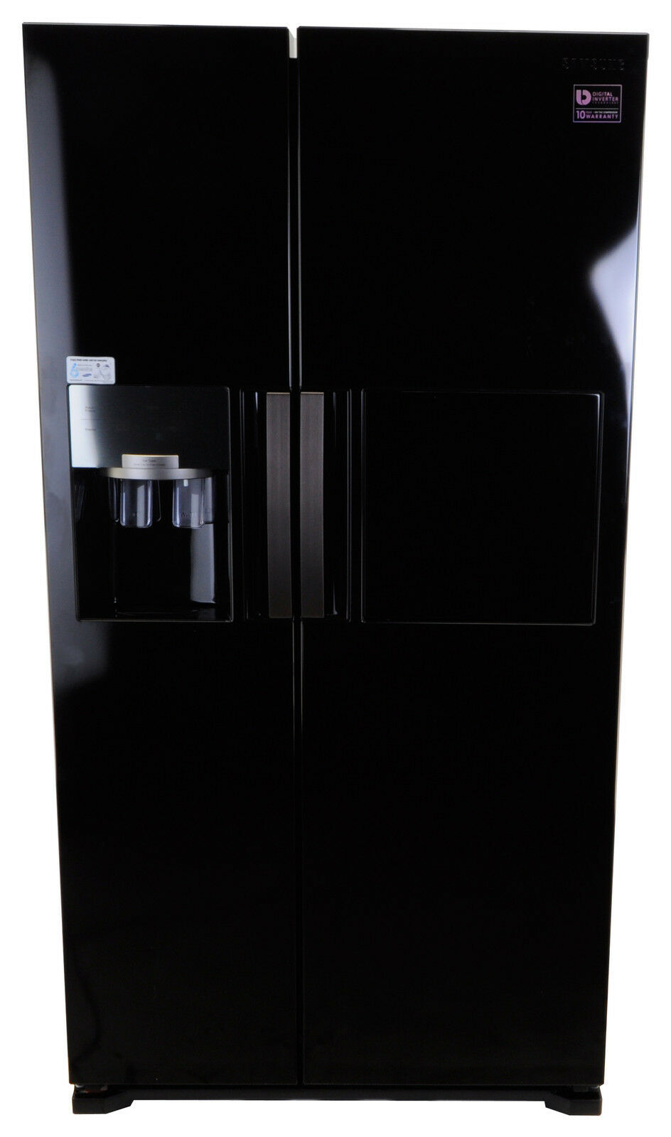 samsung rs7778fhcbc schwarz k hl gefrierkombination a. Black Bedroom Furniture Sets. Home Design Ideas