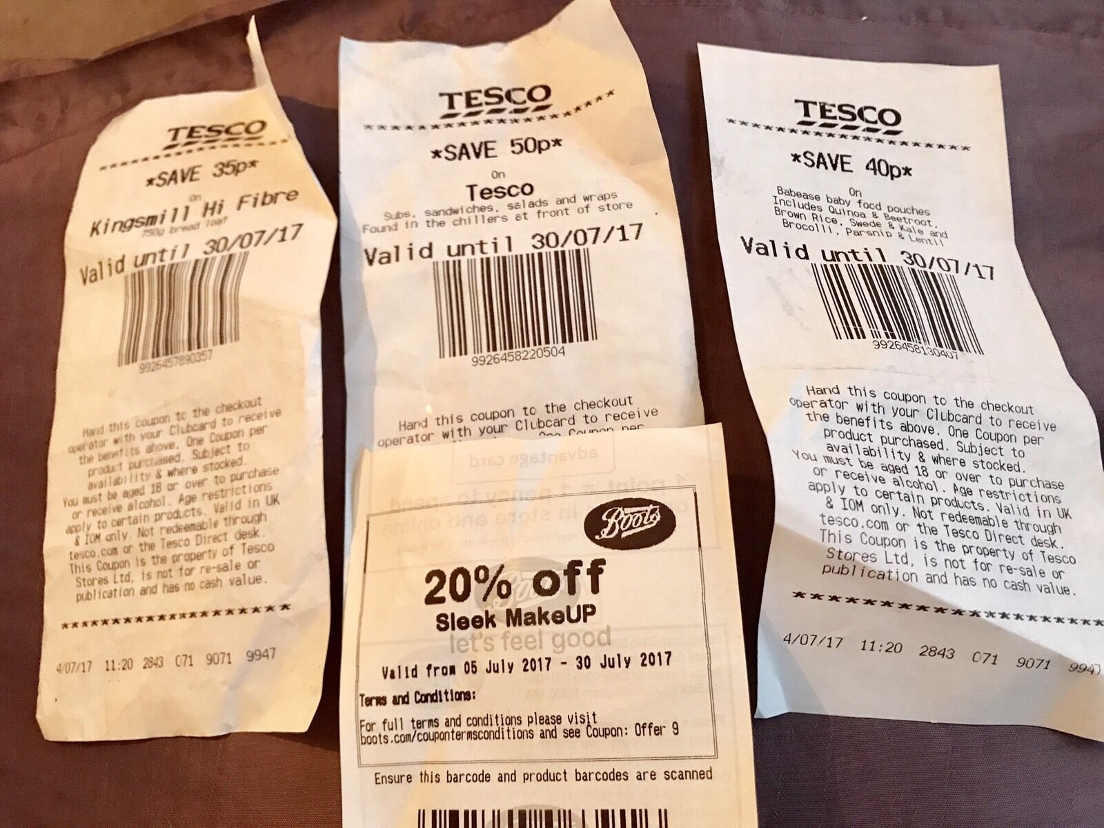 Boots voucher codes on top brands The Boots in-house brand names include No.7, Seventeen, Soltan, and Almus. Boots also offers travel insurance, corporate care, and travel health services.