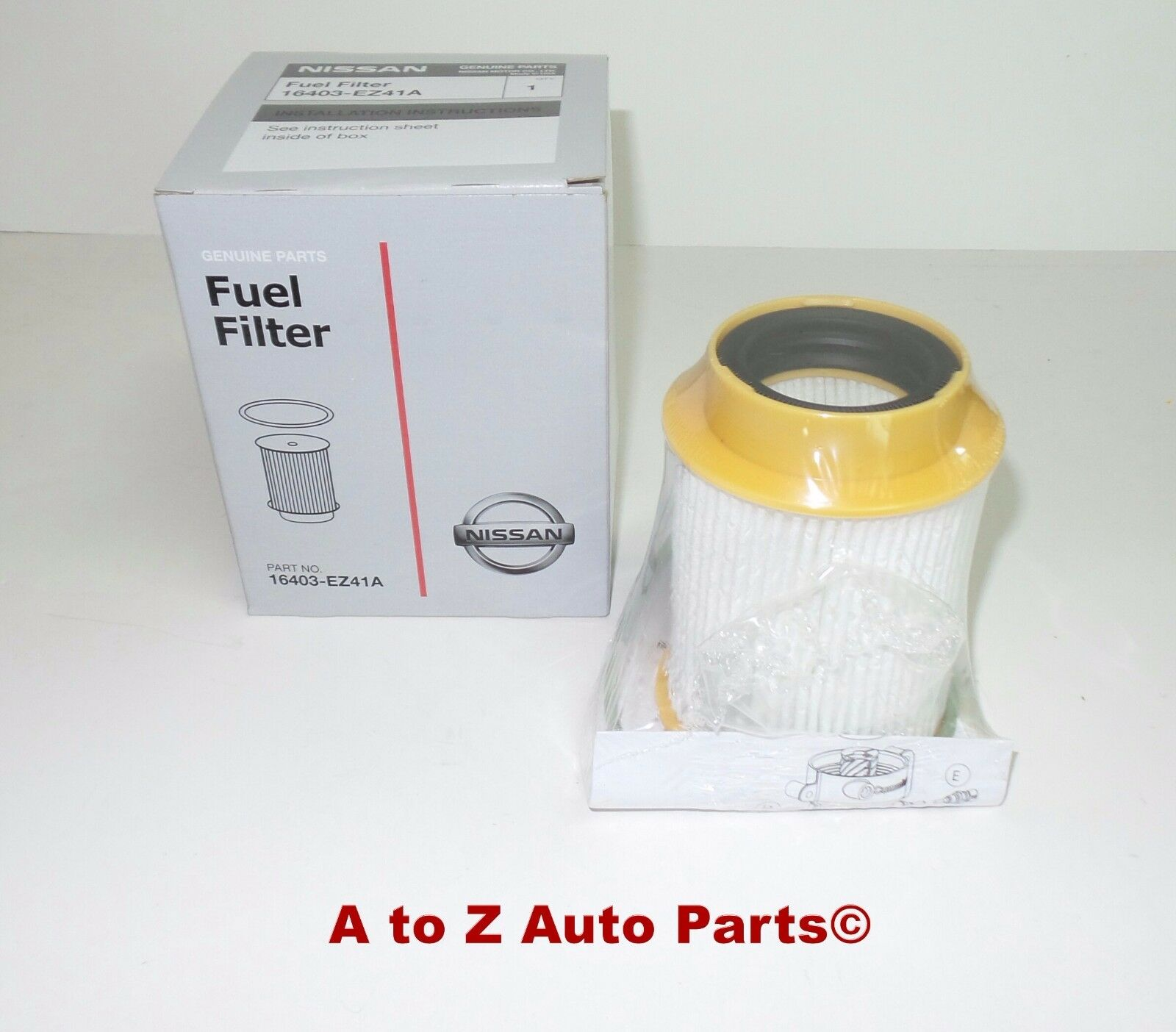 New Nissan Titan Xd 50 V8 Cummins Turbo Diesel Water Fuel Separator 2008 Scion Filter 1 Of 1only 2 Available