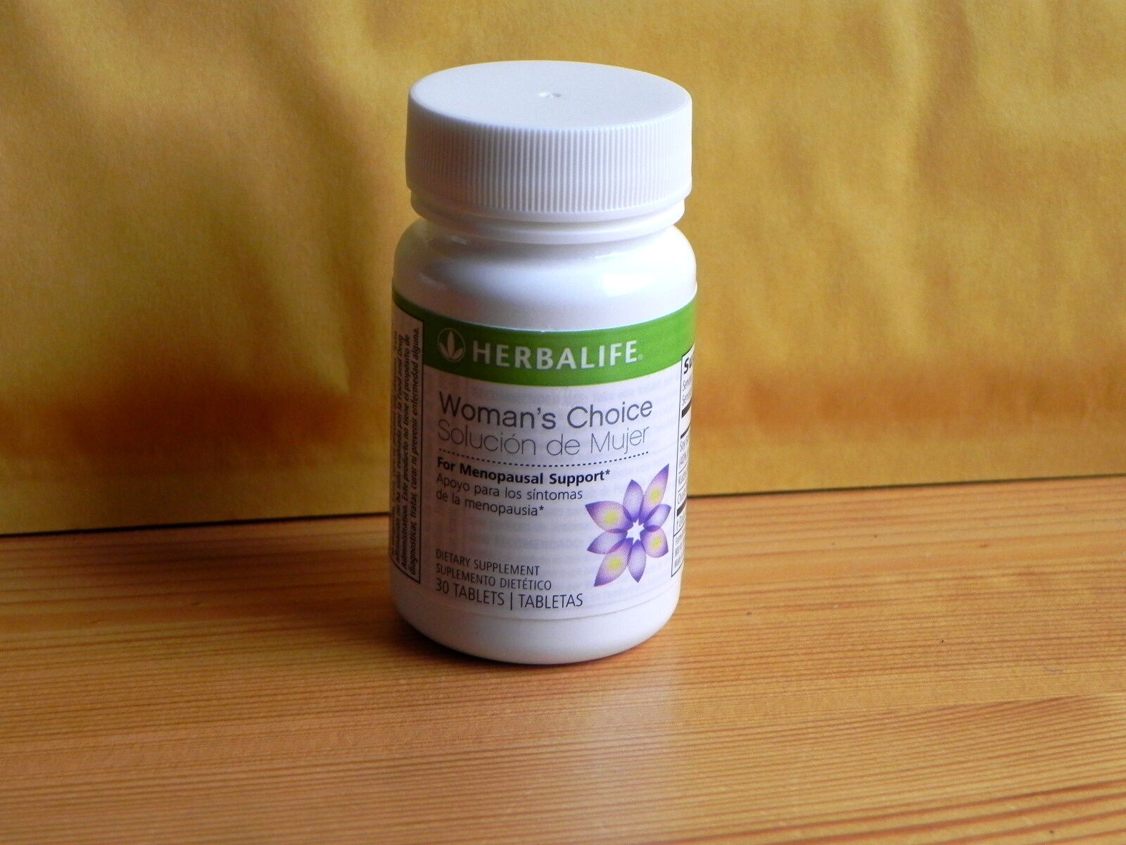 HERBALIFE WOMAN\'S CHOICE Menopausal Support Womans Women 30 Tablets ...