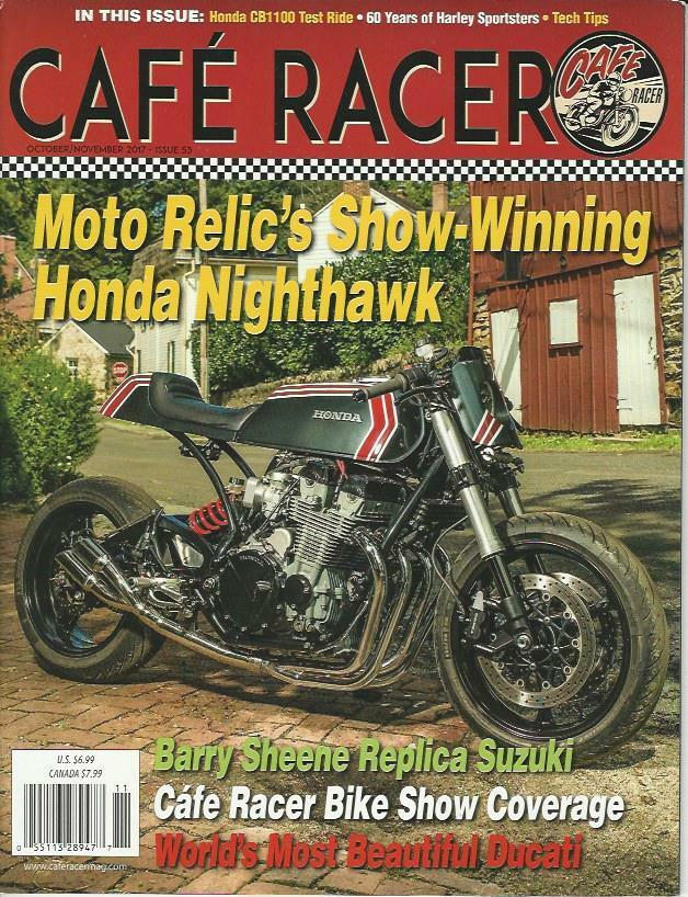 Buy Cafe Racer Europe