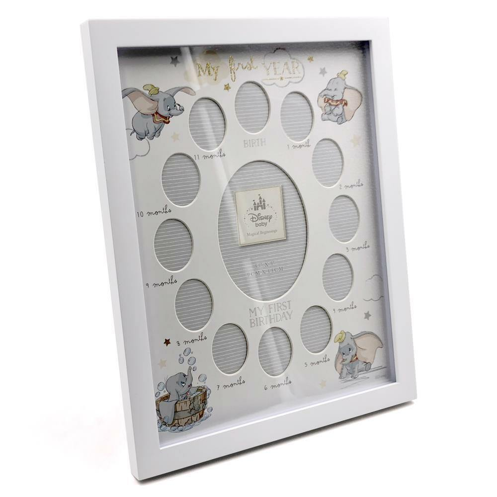 DISNEY BABY 12 Month Photo Frame My First Year DI418 - £19.99 ...