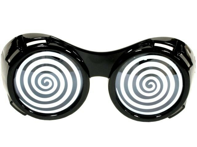 Funny Hypnosis Glasses