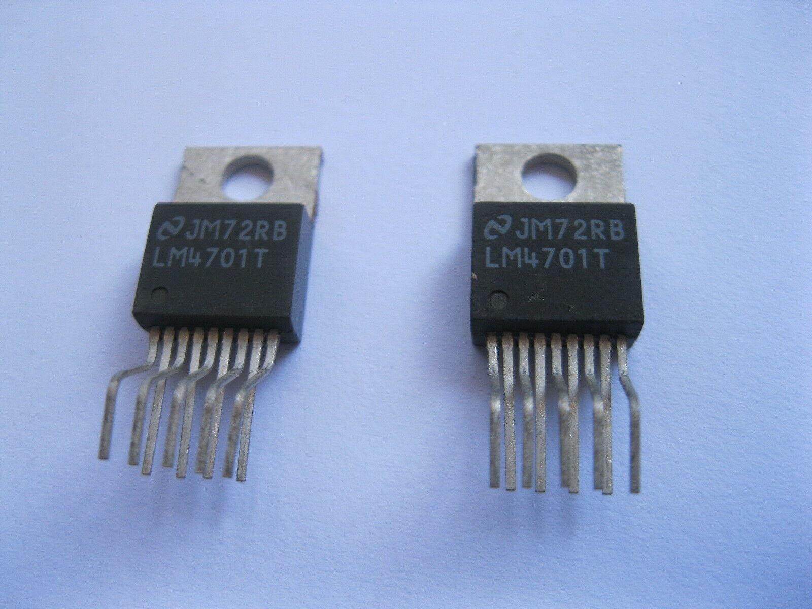 2 Pcs 30w Audio Power Amplifier Ic Chip Lm4701 Lm4701t Transistor 16 W By Lm383 1 Of 2free Shipping