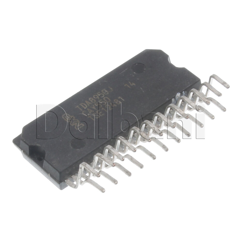 Tda8950j Original Pulled Nxp 35v 23pin Audio Amplifier Ic 1400 4 X 55w Power By Tda7560 1 Of 1free Shipping