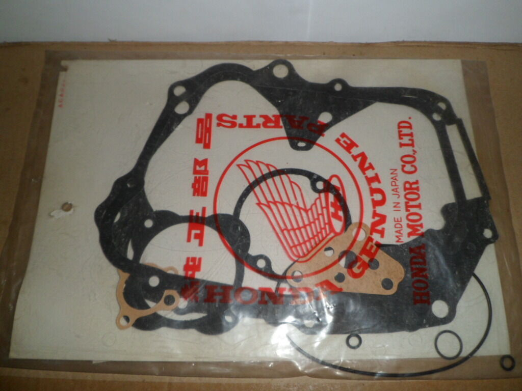 Nos Honda C70 Cub Cl70 Ct70 Genuine Lower End Gasket Set 1720 1 Of 2only Available