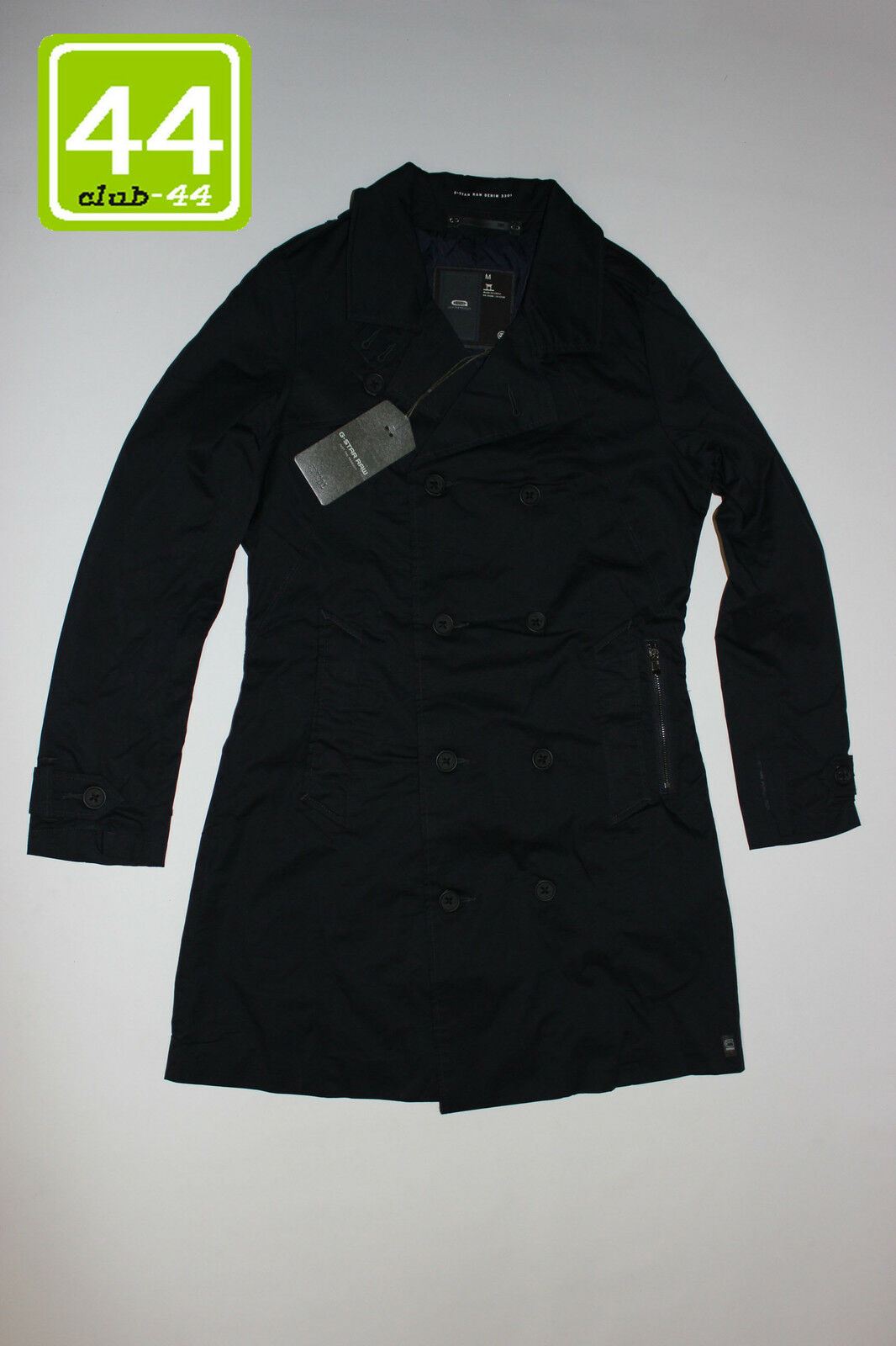 neu g star jacke mantel ultima alket trench gr m wmn coat. Black Bedroom Furniture Sets. Home Design Ideas