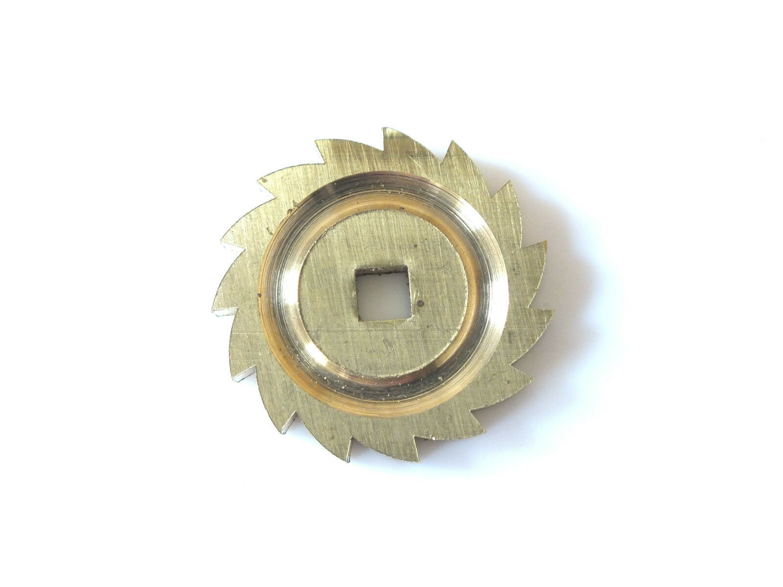 New Fusee Clock Ratchet Click Gear Wheel For Spares