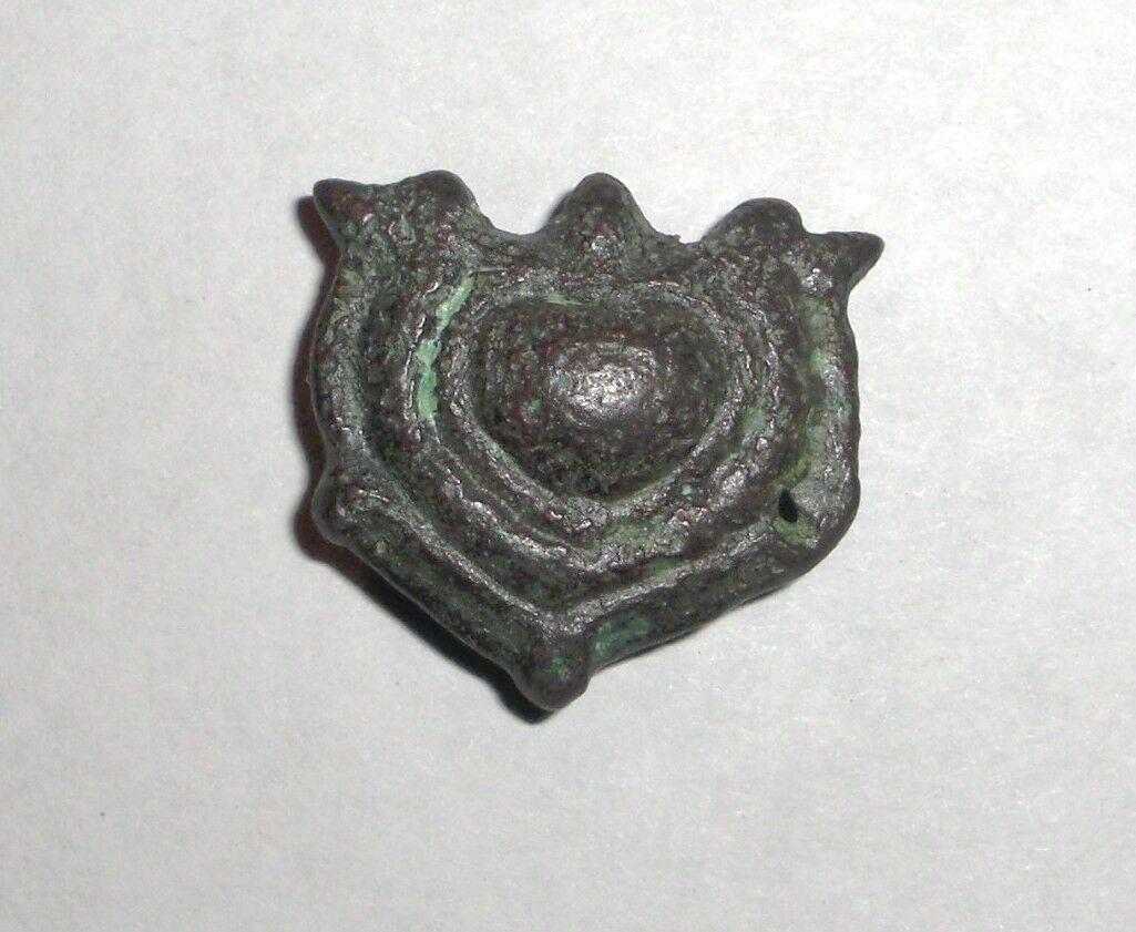 Ancient Roman Empire, 1st - 3rd c. AD. Bronze Decoration, Artifact