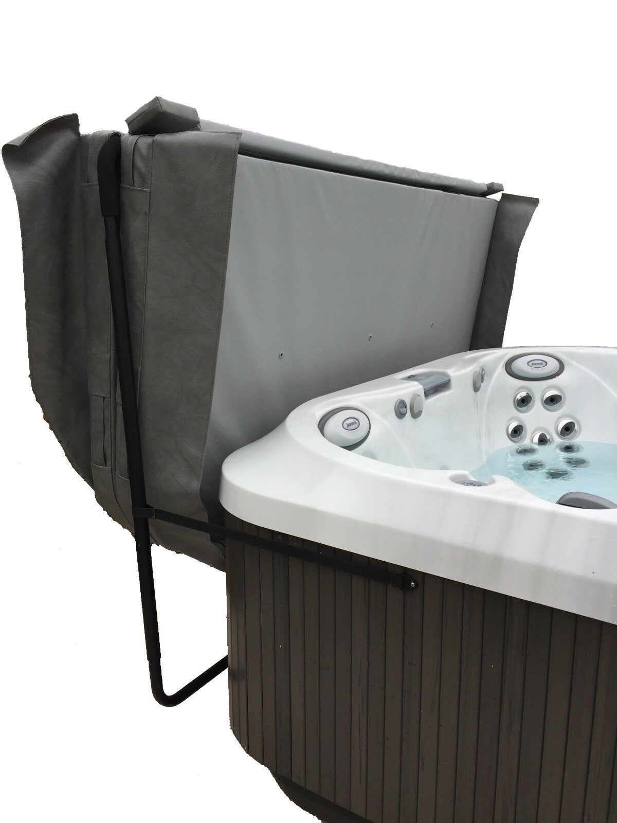 HAPPY HOT TUBS Spa Cover Lifter Covermate Easy Cover Lifter Caddy ...