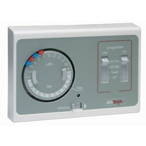 HORSTMANN 425 Tiara Twin Circuit Heating Time Switch Programmer ...