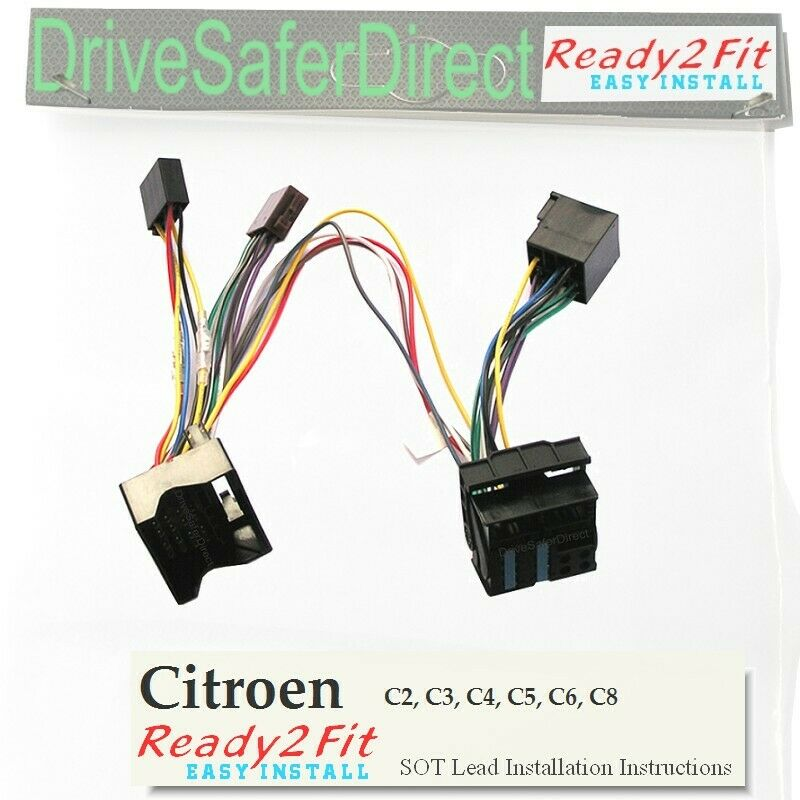 Iso sot 6000 h lead for parrot asteroid tablet citroen c2c3c4c5 iso sot 6000 h lead for parrot asteroid tablet citroen c2c3 1 of 1only 2 available see more greentooth Choice Image