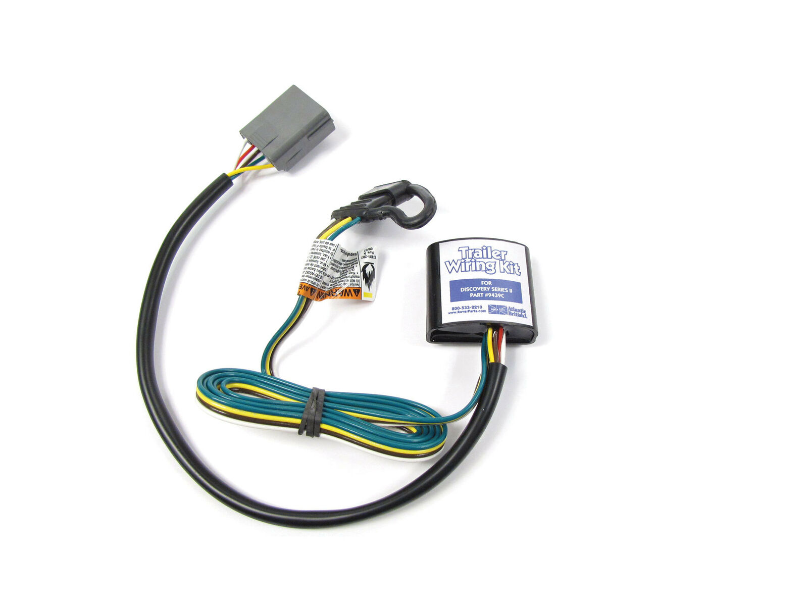 Atlantic British Land Rover Ywj500120 Trailer Wiring Kit For The Jeep Liberty Discovery 2 1 Of 2free Shipping See More