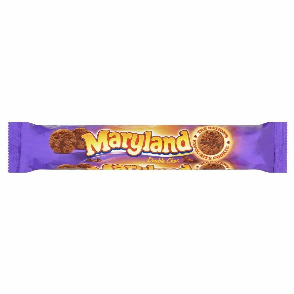 Maryland Double Choc Chip Cookies (250g)