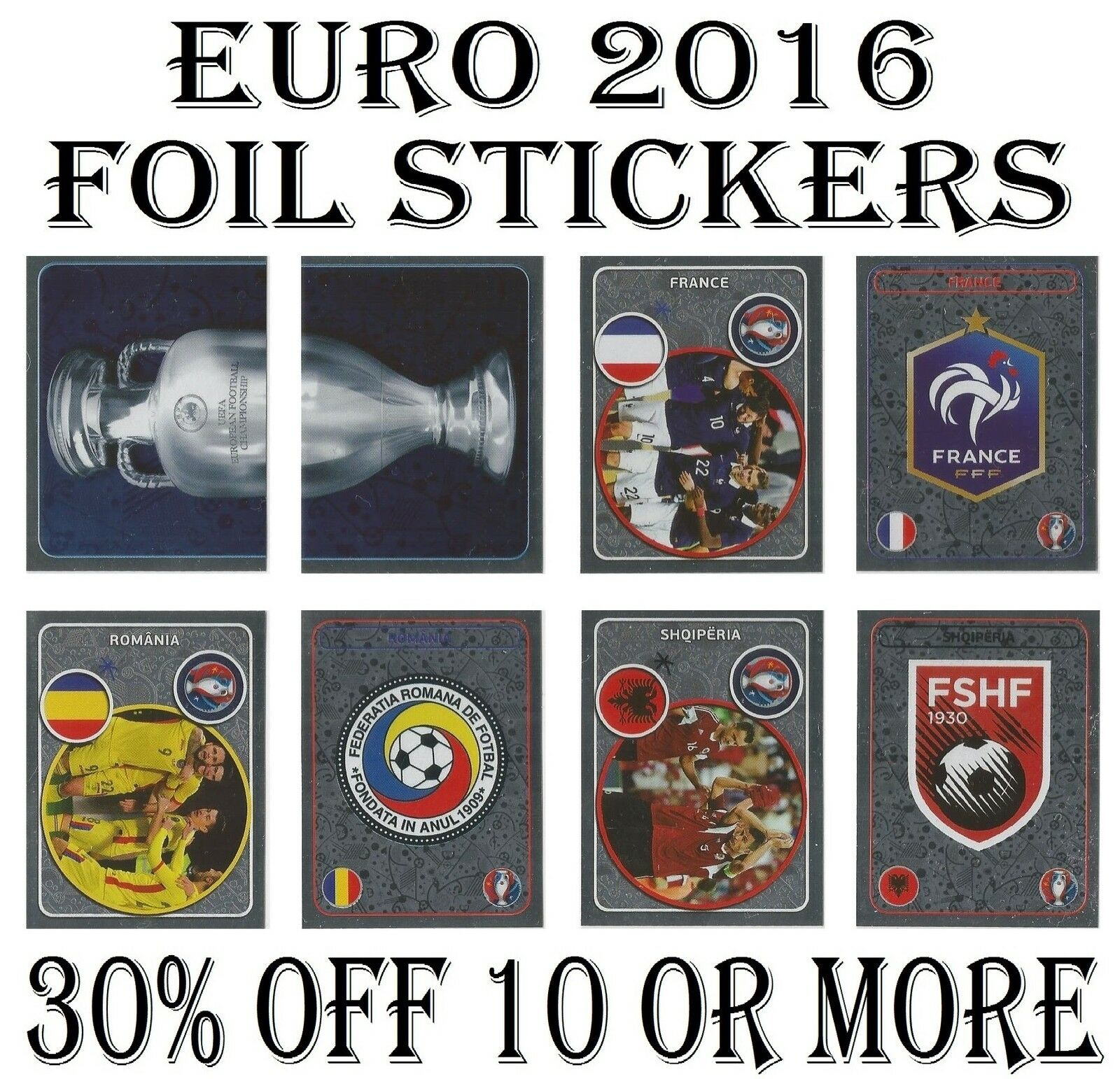 Panini Euro 2016 Foil Stickers  Special  Shiny  Badges. Wewill Signs. Parking Signs. Lung Symptom Signs. Bottled Water Signs Of Stroke. Frame Text Lettering. Car Brand Decals. Heat Stress Signs Of Stroke. Supervillain Logo