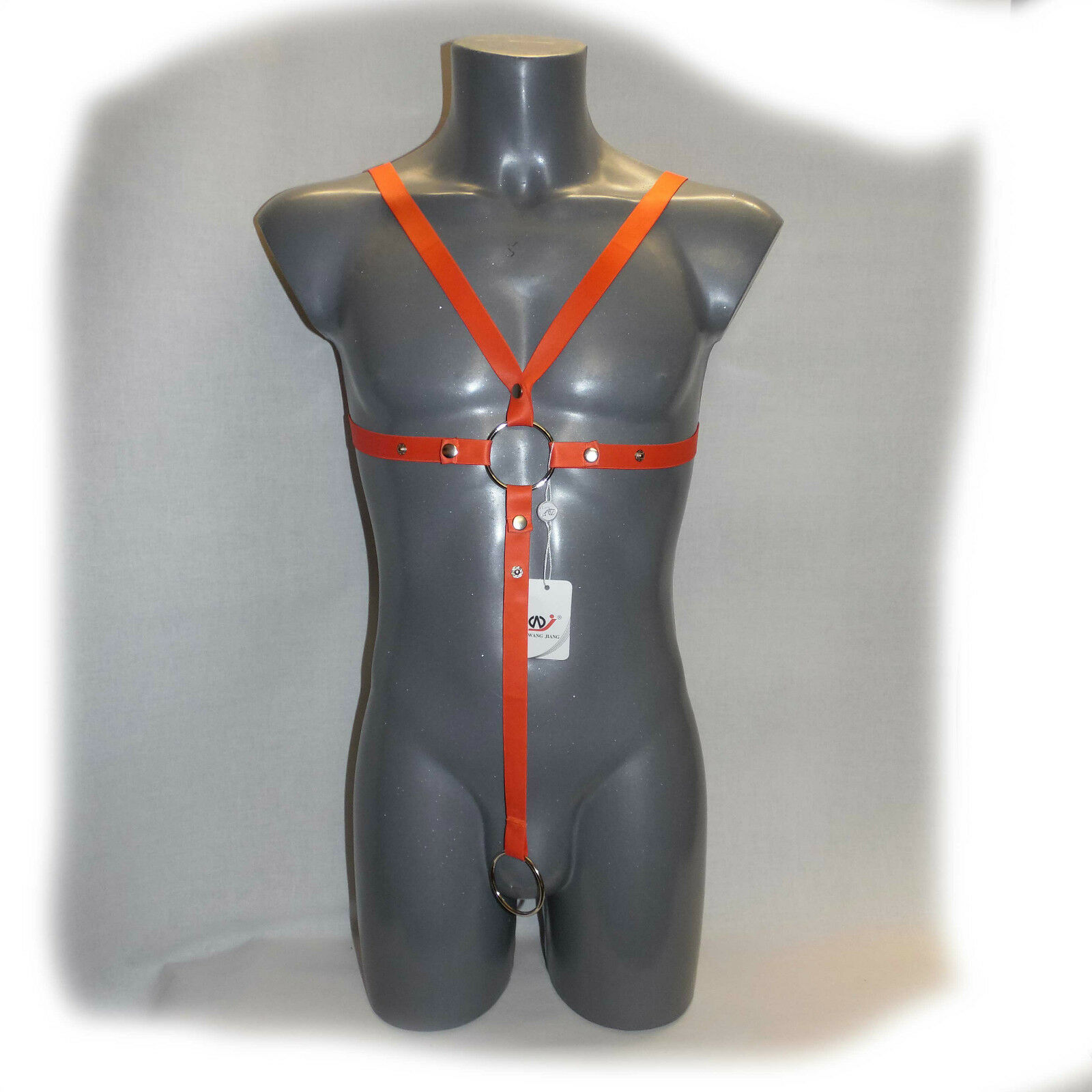 WJ - Riemenbody Orange - extra heiß -  (525)