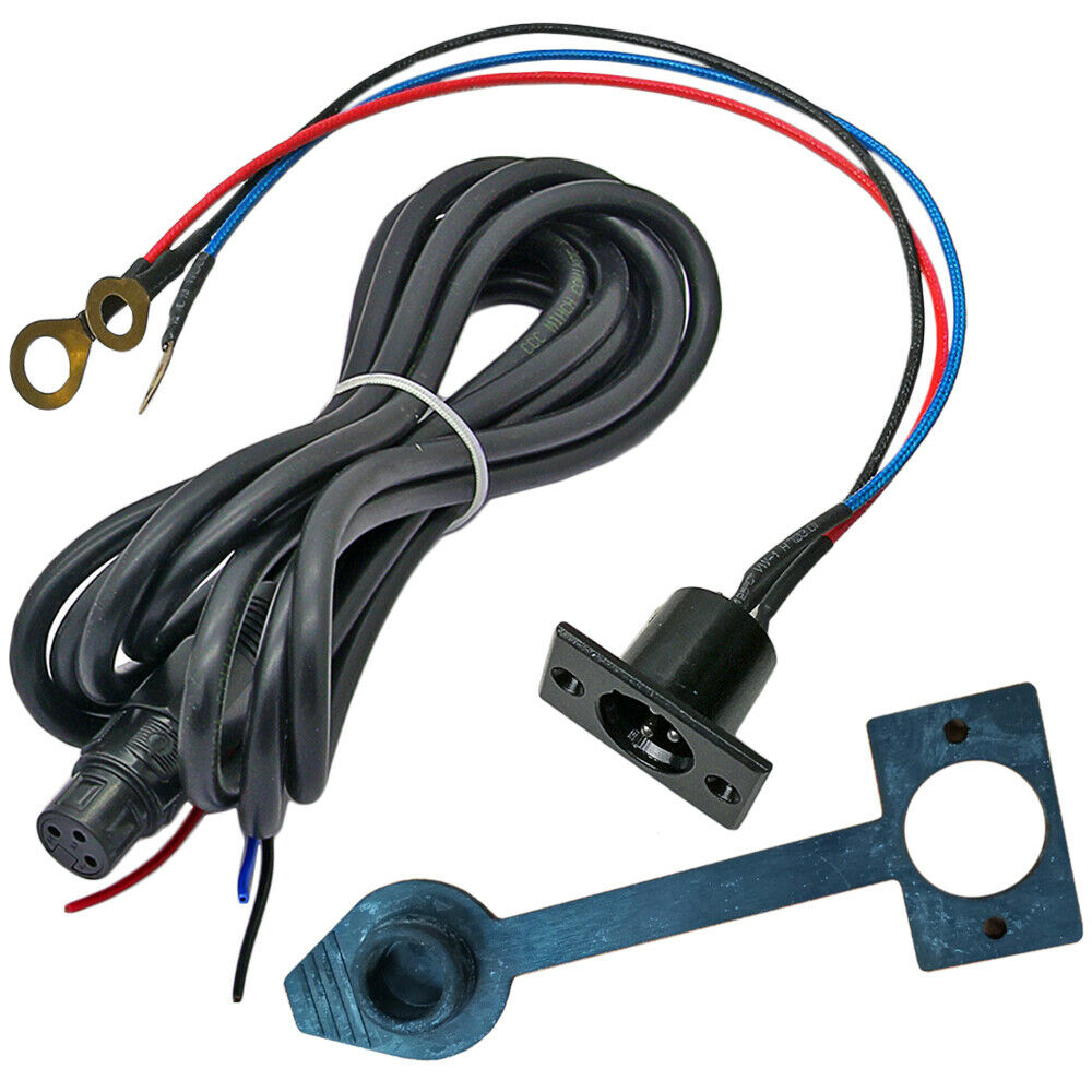 Universal Electric Winch Wireless Remote Control Replacement Wire Wiring  Harness 1 of 3Only 3 available ...