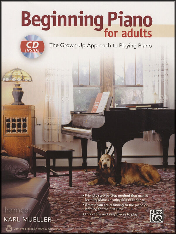 piano method for adults pdf