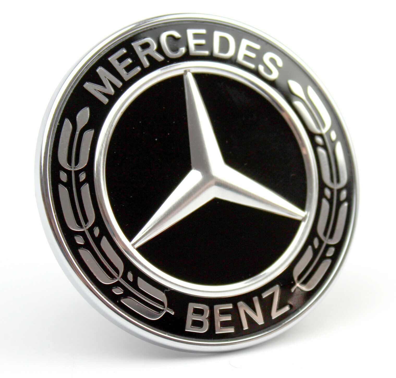 mercedes motorhaube ersatz stern emblem w205 c w212 w213. Black Bedroom Furniture Sets. Home Design Ideas