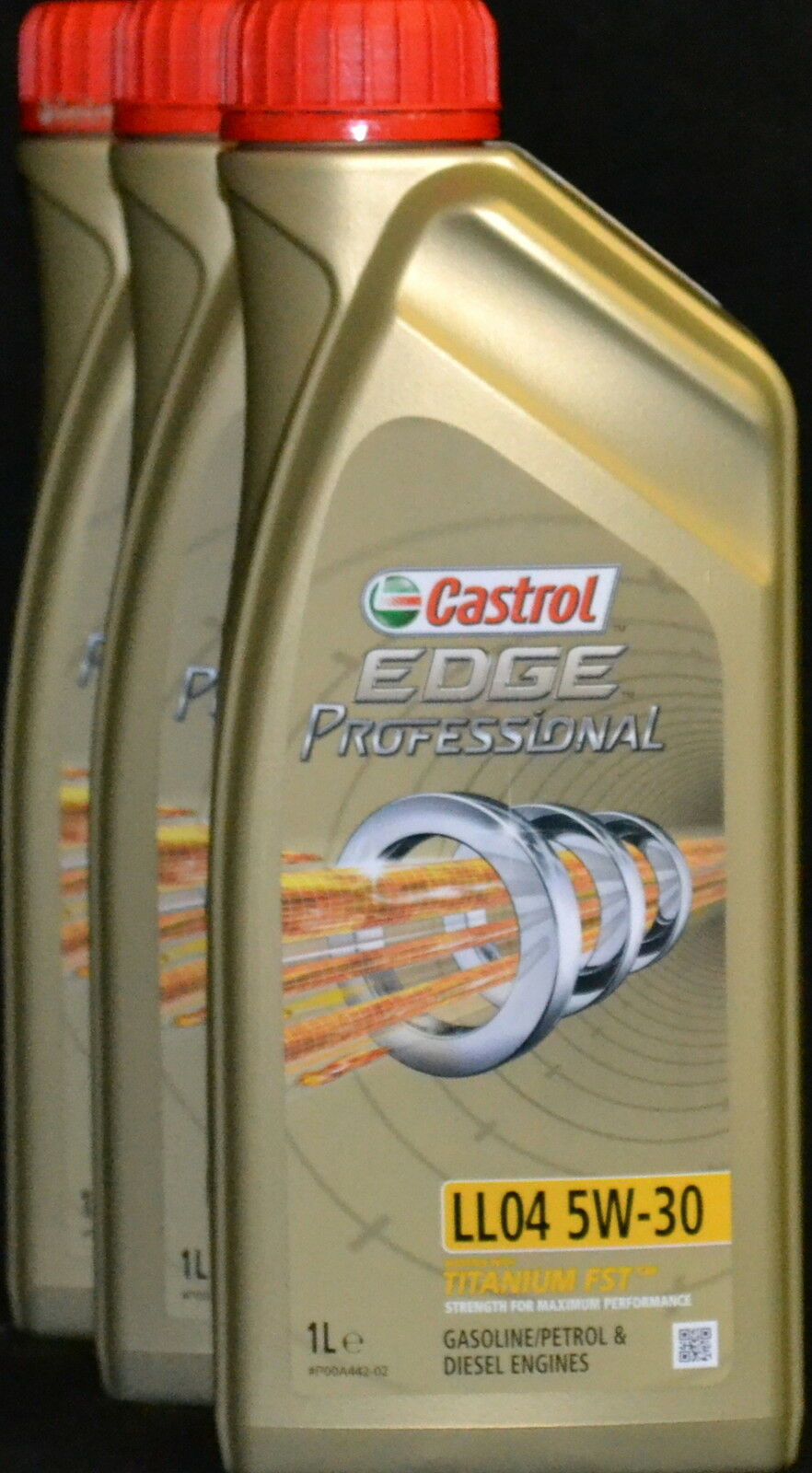 3x1 liter castrol edge professional titanium fst 5w 30 c3 bmw ll 04 motor l 5w30 eur 29 24. Black Bedroom Furniture Sets. Home Design Ideas