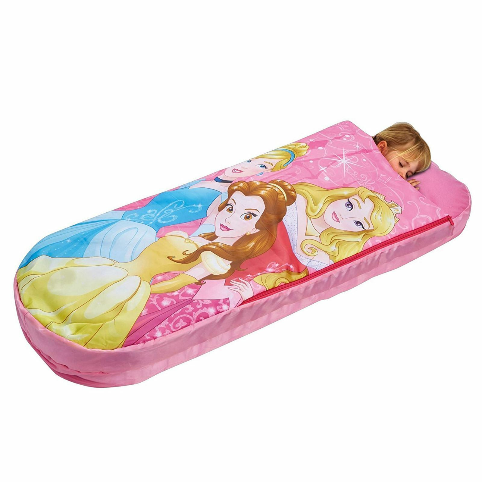 Disney Princess Ready Bed Inflatable Sleeping Bag