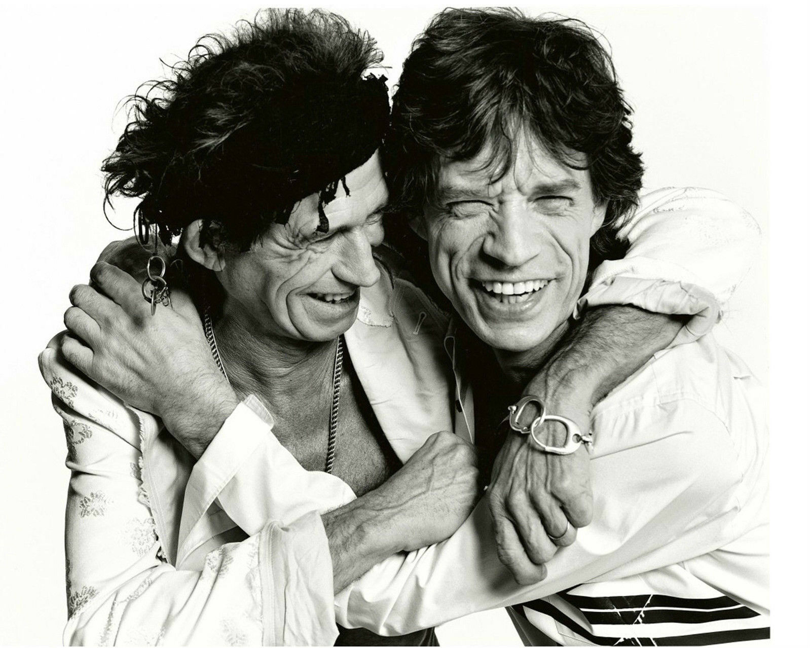 keith richards jagger Mick