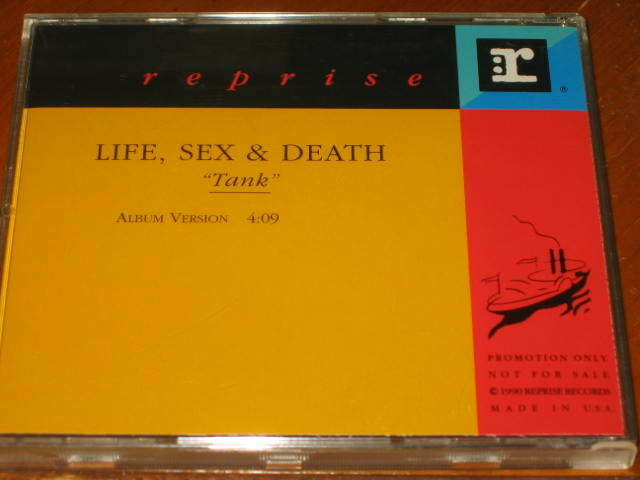Life sex and death tank