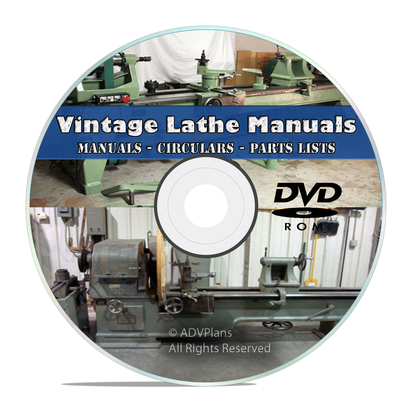 350 Lathe Owners Manuals Instructions Parts List American Tool Oliver Super 55 Schematic 1 Of 1free Shipping