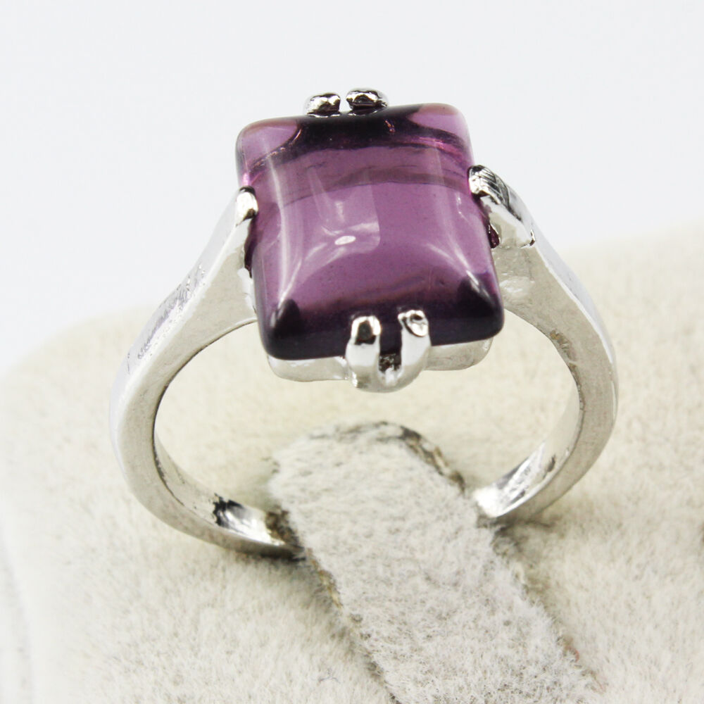 amethyst gemstone jewelry - photo #38