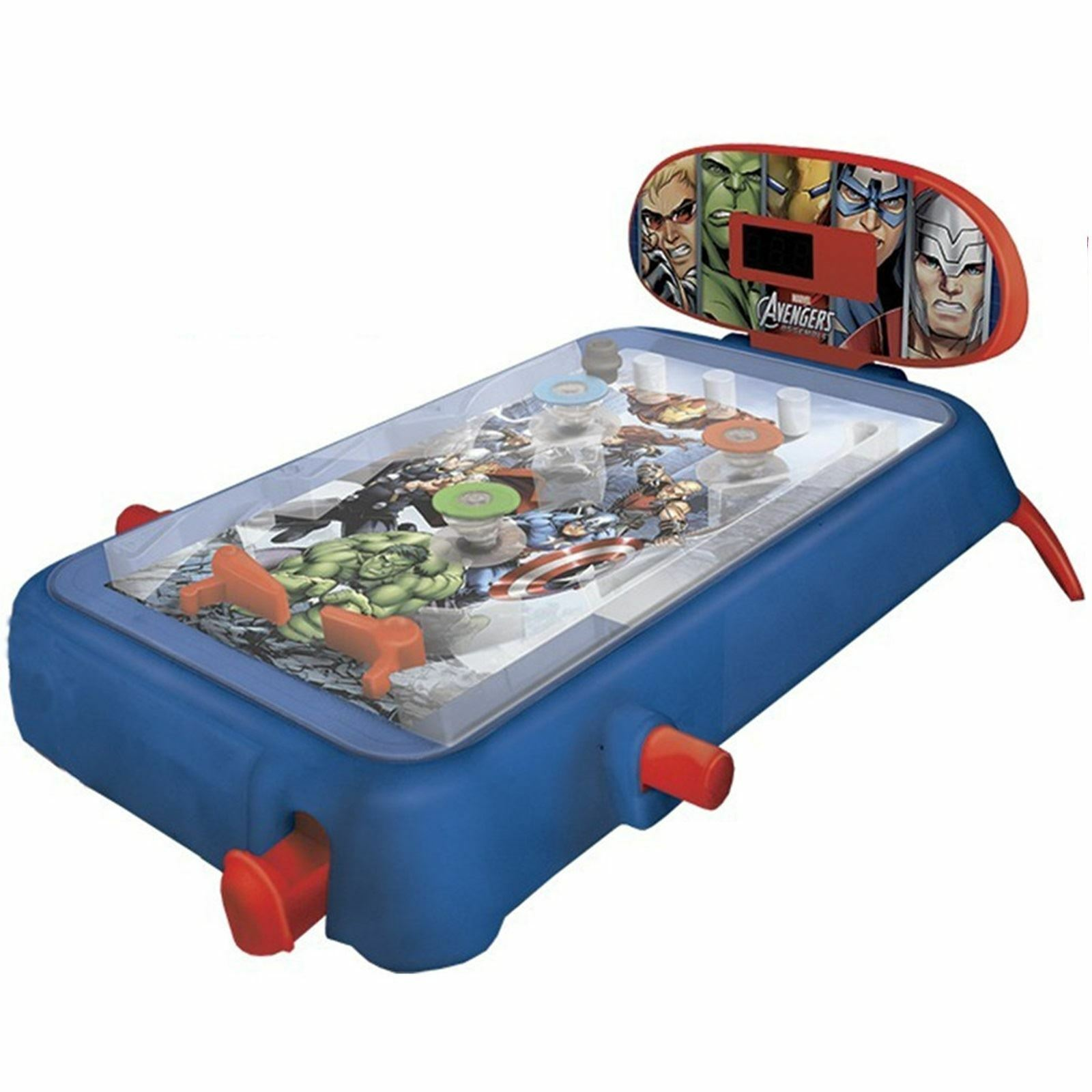 New marvel avengers assemble electronic table top super for Super table ld 99