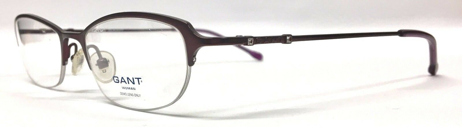 NEW GANT GLASSES Frames GW NINA (Burgundy/ Purple) Ex-Display ...