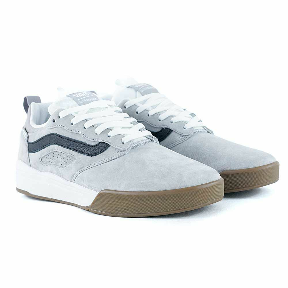 Vans Ultrarange Pro Drizzle White Skate Shoes New In Free Delivery