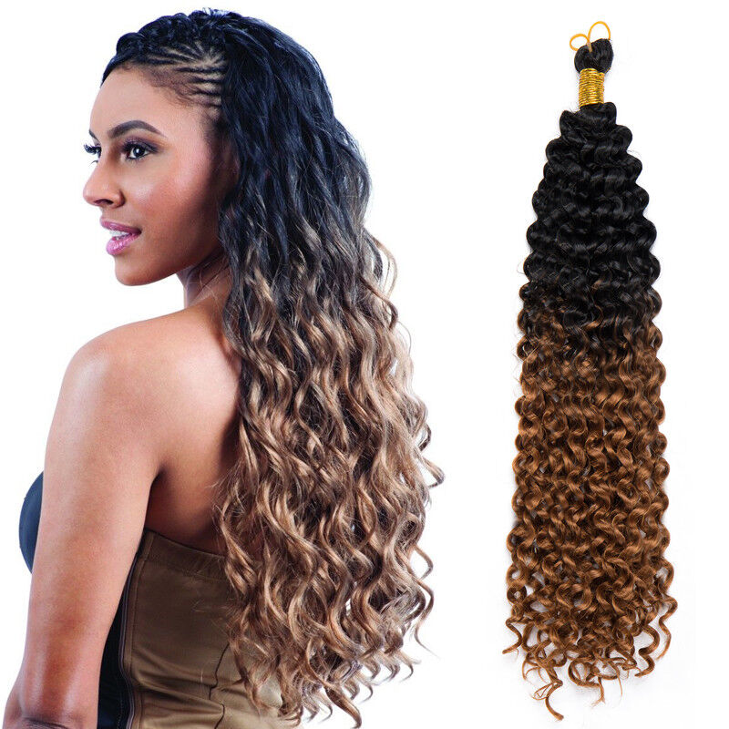 Marlybob Kinky Curly Curls Crochet Braiding Braids Hair Extensions