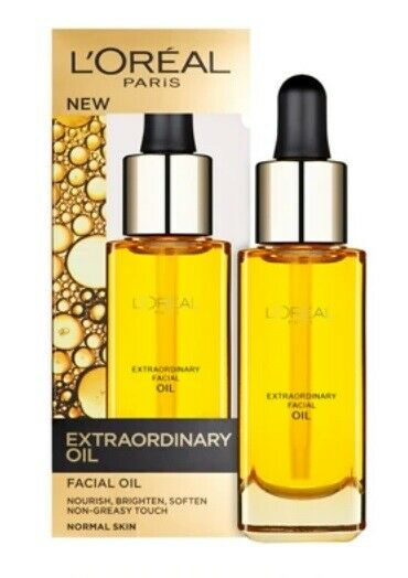 l oreal facial oil how to use