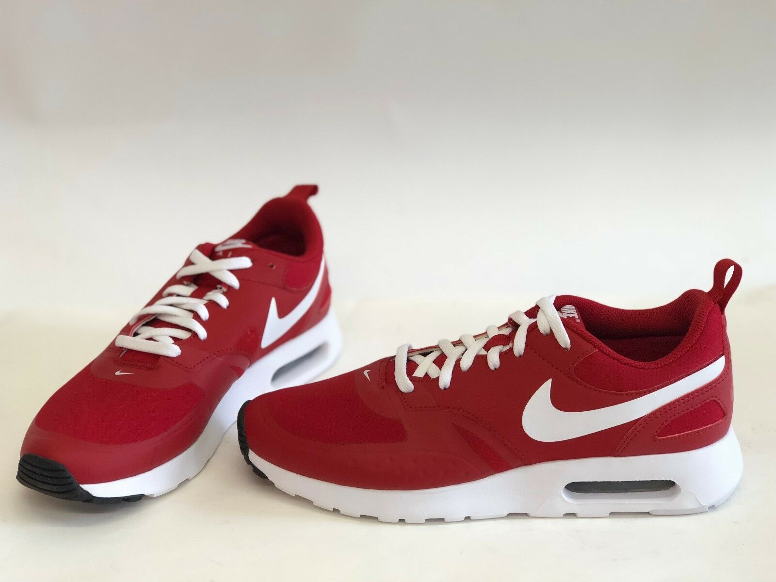 nike air max red mens size 12