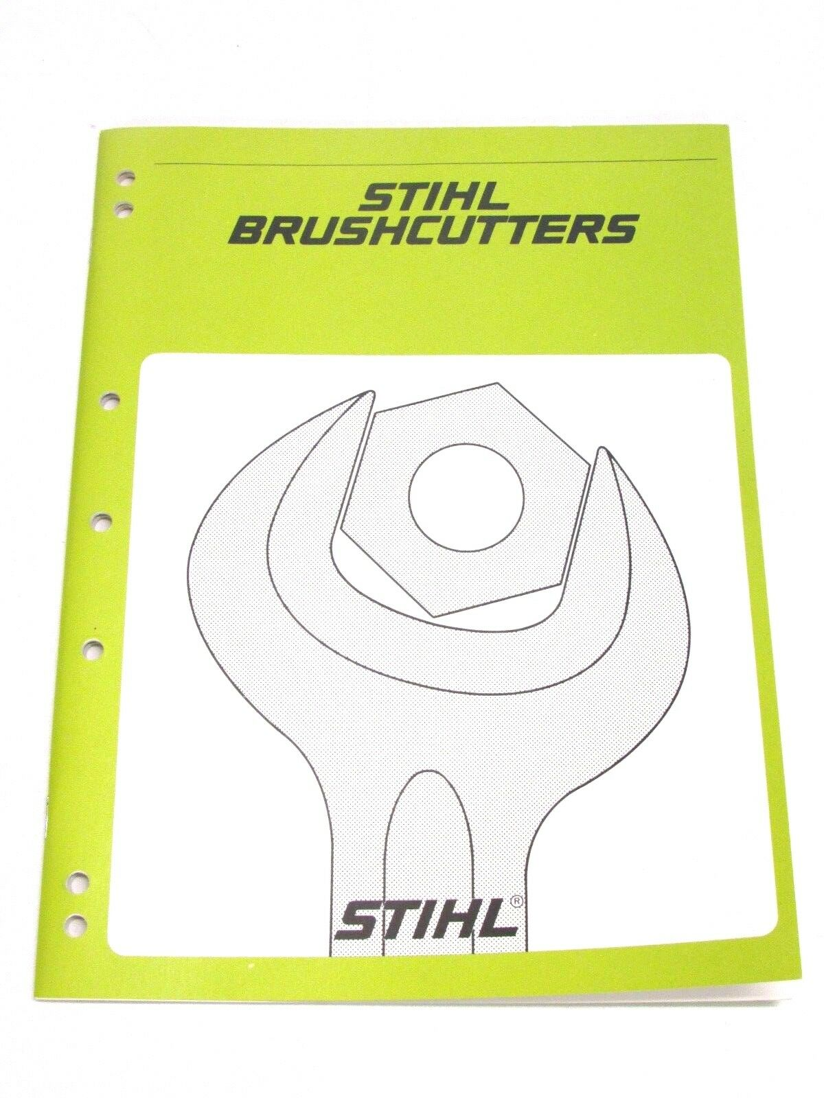 Stihl Brushcutters Illustrated Factory Service Manual 1 of 1Only 1  available ...
