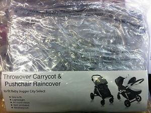 Original Baby Jogger City Select Stroller Amp Carrycot