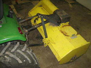 nice john deere 35 tiller for 400 garden tractro lawn mower new