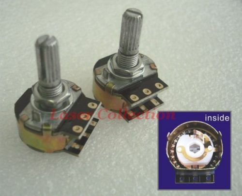 User report: DACT Type* 21 Stepped Attenuator 250K for Tube Amp  S-l500