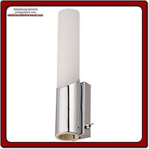 briloner badleuchte mit steckdose 2191 018 splash spiegel. Black Bedroom Furniture Sets. Home Design Ideas