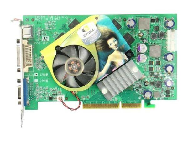 New Driver: Leadtek GeForce A6600GT TDH