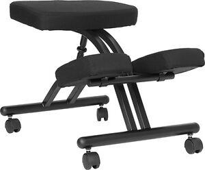 Compact Kneeling Office Computer Desk Chair eBay