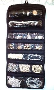DIAMONIQUE SILVER SAFEKEEPER AntiTarnish Jewelry Organizer LORI